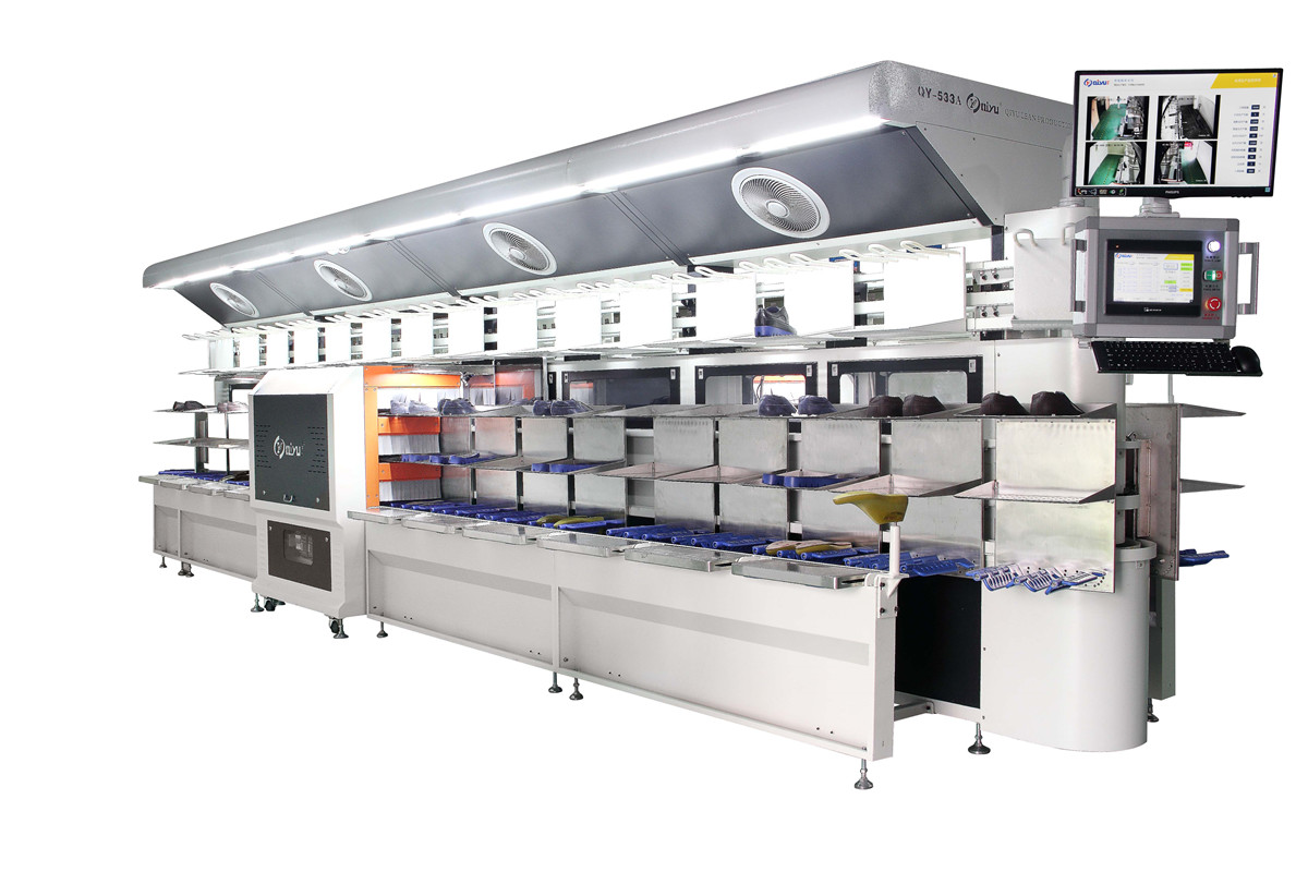 QY-533-A Inteligent Digital Lean Production Line ( Advanced configuration )
